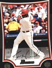 2009 Bowman Baseball #14 Ryan Howard Philadelphia Phillies