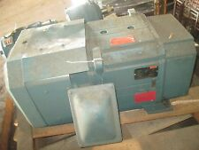 RELIANCE DC MOTOR 25HP AB288ATZ TEFC 1750RPM 500/300V