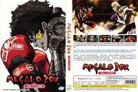 Megalobox (VOL.1 - 13 End) ~ All Region ~ Brand New & Factory Seal ~ Megalo Box