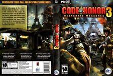 CODE OF HONOR 3 NESSUN DOMANI GIOCO PC DVD WINDOWS ITA