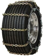 Quality Chain 3171HDQC Super Single 10mm Square Link Cam Tire Chains Snow Truck