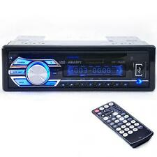 1563 1-DIN Auto Car Audio Stereo USB AUX IN Car DVD CD Player FM Radio DC12V