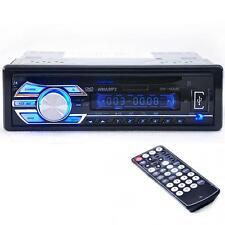 1563 1-DIN Auto Car Audio Stereo USB AUX IN Car DVD CD Player FM Radio DC12V