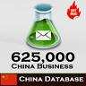 400,000 CHINA Company Business Email Database