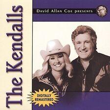 "THE KENDALLS, CD ""DAVID ALLAN COE PRESENTS"" NEW SEALED"