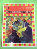IL DECAMERONCINO.DA GIOVANNI BOCCACCIO A CURA DI MONTELLA CARLO - GIUNTI 1975