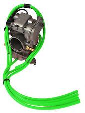 Samco Verde 3mtr Pack Manguera de vacío de ventilación de aire de desbordamiento de Carburador Respirador Mangueras Kawasaki