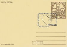 Poland postmark - medicine Red Cross NOWY SACZ