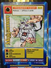 1999 BANDAI Digimon TCG Bo-14 Mojyamon NM