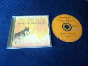 CD Reinhard Mey erzählt Peter & Der Wolf und singt 8 Tierballaden 76.47 Minuten