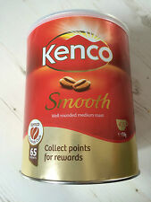 Kenco Smooth Well Rounded Medium Roast Instant Coffee 750g / Approx 415 Cups
