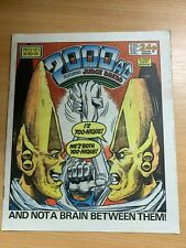 2000AD PROG 457 (15 FEB 1986) UK LARGE PAPER COMIC - JUDGE DREDD (NEAR MINT)