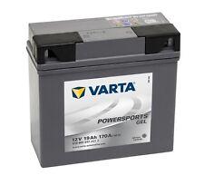 Varta Powersports GEL 51913 Batería de la motocicleta 19Ah 12V 519901017 NUEVO