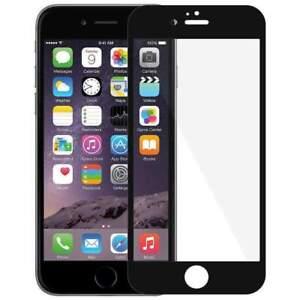 AMZER KRISTAL EDGE 2 EDGE BLACK SCREEN GUARD PROTECTOR FOR APPLE IPHONE 6