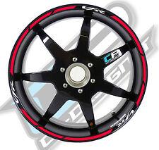 Strisce adesive per cerchi moto tipo 1 HONDA VFR 1200 800 new sticker strip