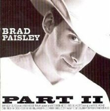 Part II 0743218543821 by Brad Paisley CD