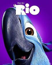Rio (Blu-ray/DVD, 2014, 3-Disc Set, Includes Digital Copy)
