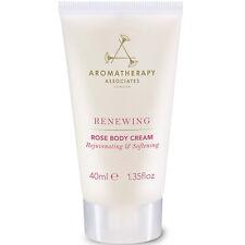 NEW Aromatherapy Associates Renewing Rose Body Cream, 40ml