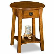 Leick Furniture - 9056-RS - Anyplace Side Table Russet New