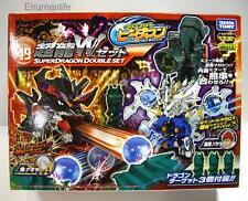 Takara Tomy Cross Fight B-Daman CB-49 Super Dragon Double Set Original F0187