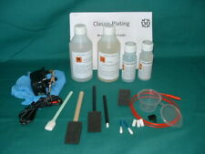 Gold, Silver, Brush Plating kit for Jewellery and antique repair B3
