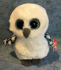 Ty Beanie Boos Spells The Owl(s) medium and small, as