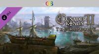 Crusader Kings II (2) The Republic DLC Steam Key Digital Download PC [Global]