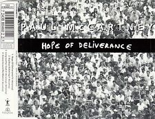 PAUL McCARTNEY : HOPE OF DELIVERANCE / CD - TOP-ZUSTAND