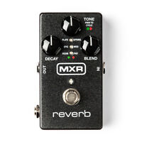 MXR M300 Effect Pedal, Reverb, Brand New in Box