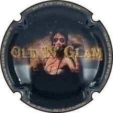 Capsule de champagne La Féé D'Arlette cuvée Old'N'Glam N°63 cote 10€