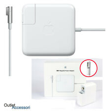 Caricatore Alimentatore ORIGINALE APPLE Magsafe 60W Power Macbook PRO 13'' L mag