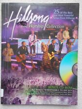 Hillsong Worship Collection 25 Songs + CD Voice Piano Unmarked