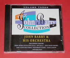 John Barry - Collection - Volume Three -- CD / Soundtrack
