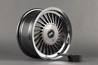4Stk OZ TURBO 7Jx15 4x100 Felgen Wheels BMW E21 E30 VW Golf Jetta Gti Opel Honda