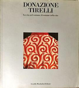 DONAZIONE TIRELLI - MONDADORI 1986