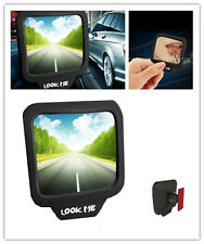 Car small square Mirror Blind Spot Rearview Reverse Auxiliary Wide-angle Lens UU