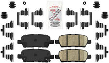 Disc Brake Pad Set-Base Rear Autopartsource PTC1393