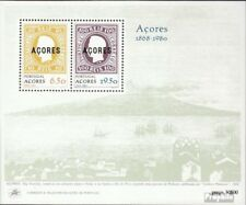Azores (Portugal) block1 (complete issue) unmounted mint / never hinged 1980 fir