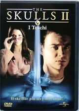 Dvd The Skulls II 2 - I Teschi di Joe Chappelle 2002 Usato raro