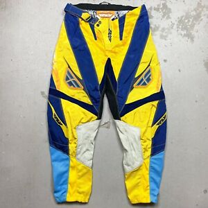 NWOT 2008 Fly Racing 805 Motocross Off-Road Pants 36 - thor fox answer oneal