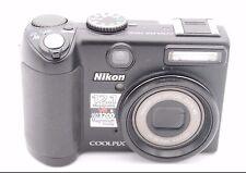 NIKON COOLPIX P5100 12.1MP DIGITAL CAMERA W/ ACCESSORIES