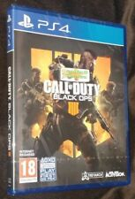 Call of Duty Black Ops 4  (PS4, 2018)