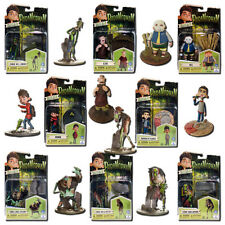 ParaNorman 4-Inch Action Figures with Bases -Complete Set of 8- Huckleberry Toys