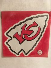 NFL Kansas City Chiefs Perforated Decal