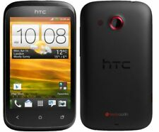 UNLOCKED BLACK HTC DESIRE C CELL PHONE TELUS ROGERS FIDO AT&T BELL CHATR CRICKET