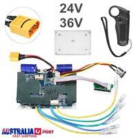 Dual Drive Motor Electric Longboard Skateboard Controller Panel ESC