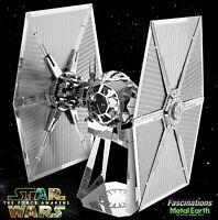 Metal Earth Star Wars The Force Awakens TIE FIGHTER 3D DIY Model Building Kit