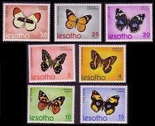 Butterflies Basotho Stamps