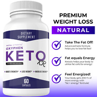 Keto XR Burn Diet Pills Advanced Weight Loss Pure Keto Fast Exogenous Ketones