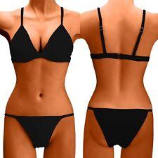 Women NEW Swimwear Bikini Set Bandage Push-Up Bathing Suit - Swimsuit Beachwear